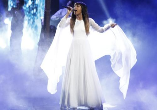 The Voice's Sasha Allen Talks Whitney Houston, 'At Last,' That Shocking Top 6 'Striptease'