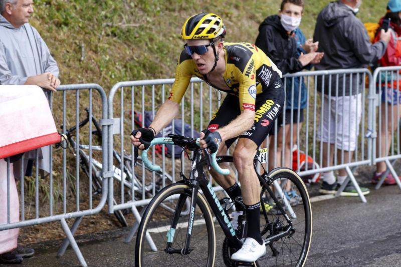 Criterium du Dauphine 2020 72nd Edition 2nd stage Vienne Col de Porte 135 km 13082020 Steven Kruijswijk NED Team Jumbo Visma photo Luis Angel GomezBettiniPhoto2020