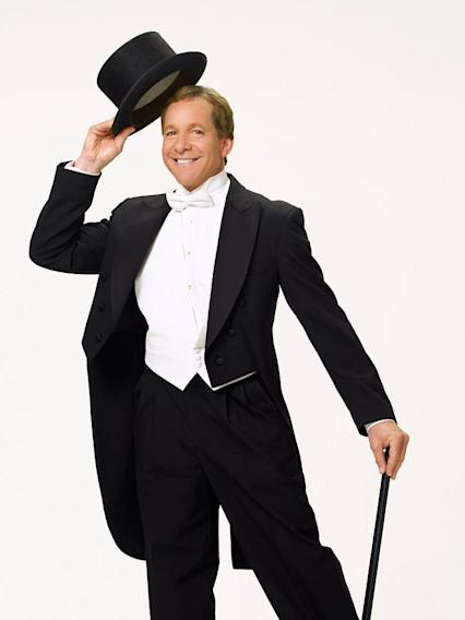 Actor Steve Guttenberg partners with professional dancer Anna Trebunskaya for Season 6 of Dancing with the Stars.