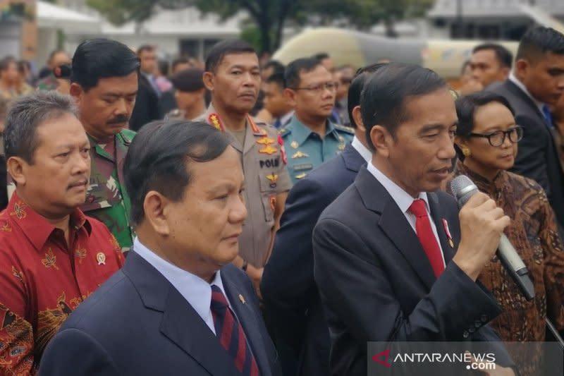 Presiden Jokowi: Tranportasi ibu kota baru serba elektrik dan otomatis