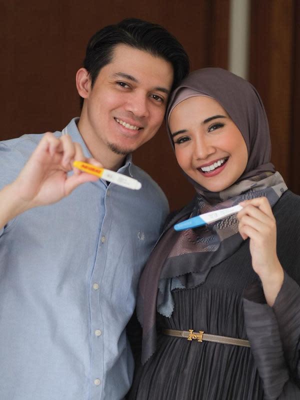 Perjuangan Zaskia Sungkar dan Irwansyah Dapat Momongan (Sumber: YouTube/The Sungkars Family)