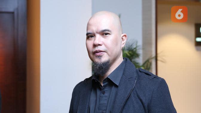 Ahmad Dhani (Daniel Kampua/Fimela.com)