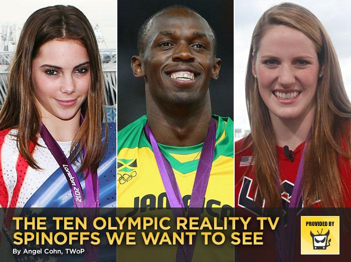 The Ten Olympic Reality TV Spinoffs We Want to See