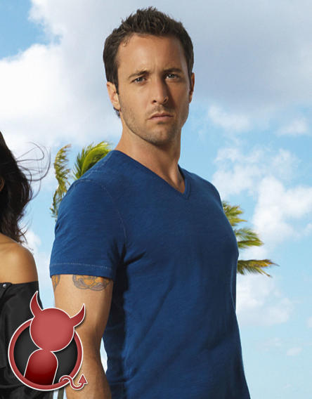 "Naughty: McGarrett (""Hawaii Five-0"")"