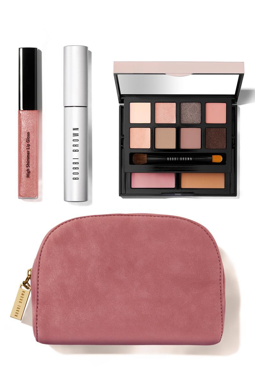 Bobbi Brown Easy Essentials Eye, Cheek & Lip Set