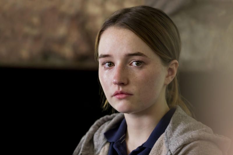 Kaitlyn Dever pictured in the role of Marie, who was raped in 2008 in Lynnwood. Source: Netflix