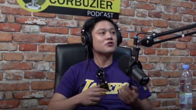 Bobon Santoso Viral, Bangga Disebut YouTuber Goblok