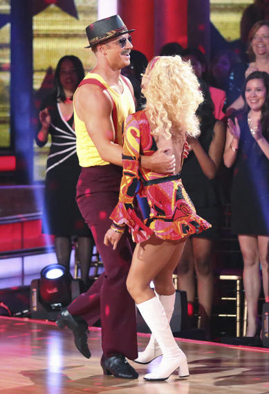 Sean Lowe and Peta Murgatroyd (4/22/13)