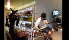 日本全家與新創公司聯手 用VR裝置遠端操控機器人進行補貨、陳列!