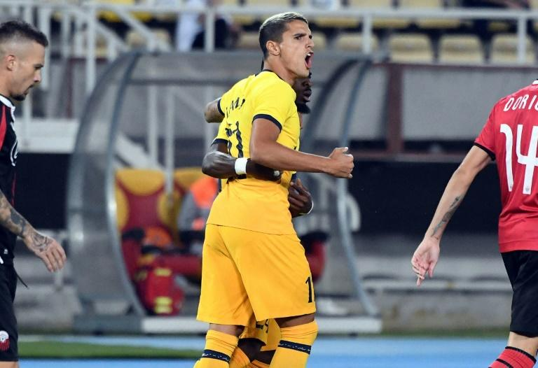 Tottenham move the goalposts to win in Macedonia, Milan survive without Ibrahimovic
