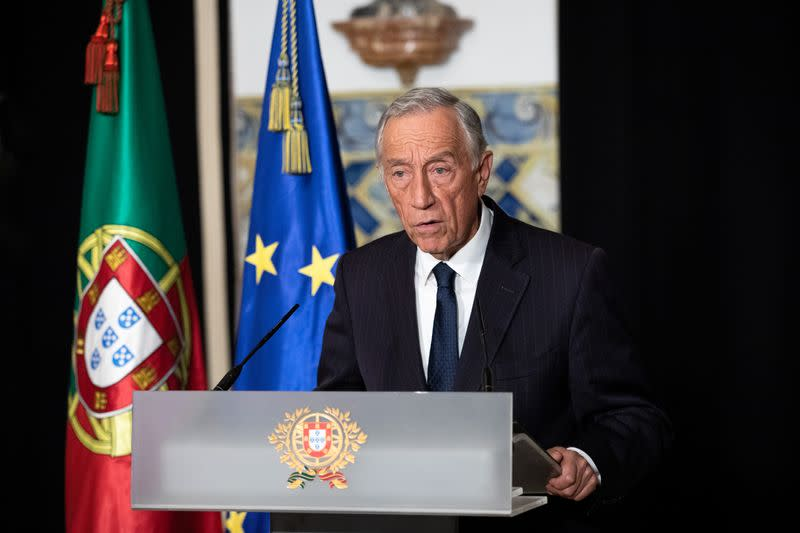 We make the rules, Portugal tells U.S. after China threats