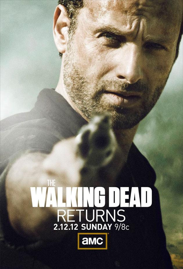 'The Walking Dead' Official Poster Art: Exclusive First Look