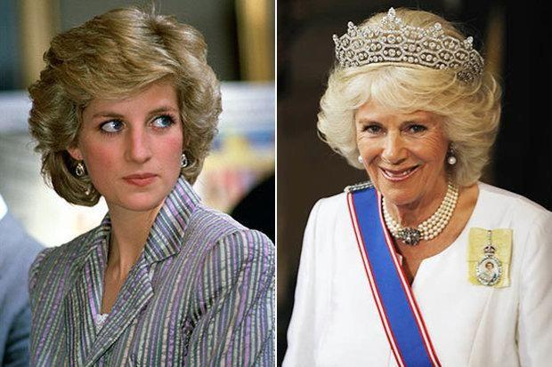 Princess Diana 'destroyed' Charles' plans for Camilla to be Queen. Photo: Getty