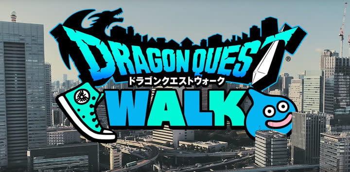 Dragon Quest Walk Square enix pokemon go mobile ios android
