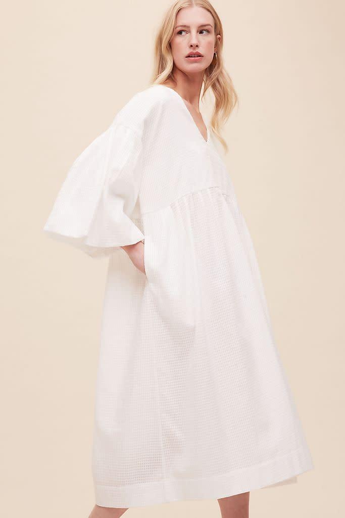 Kowtow Organic Cotton Dress (Anthropologie)