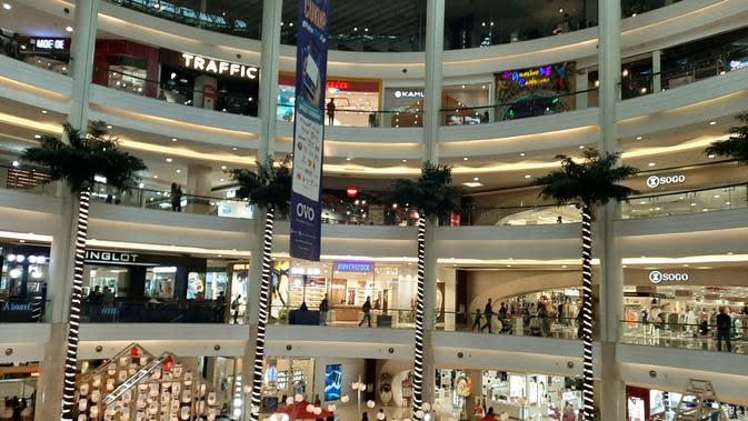 Pihak Manajemen membantah mall Kota Kasablanka (Kokas) di lockdown. Chief Tenant Relation Office 88, Tania Dwi Suzanna menegaskan, tidak ada staff yang terkena virus Corona. (Liputan6/Ady Anugrahadi)