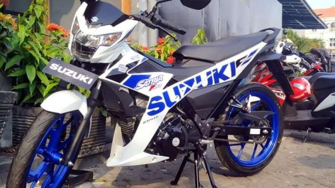 New Suzuki Satria F150