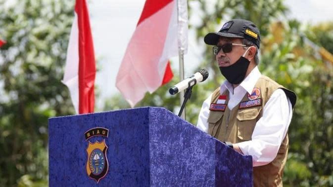 Lonjakan Kasus Covid-19 Bikin Gubernur Riau Khawatir Kekurangan Ruang Perawatan