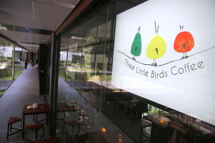 The Three Little Birds outlet at D7 Sentul – Picture by Choo Choy May
