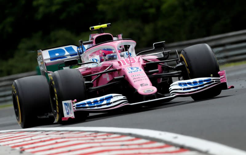 Renault again protest Racing Point F1 cars
