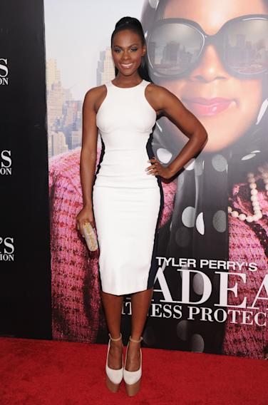 """Tyler Perry's Madea's Witness Protection"" New York Premiere - Inside Arrivals"