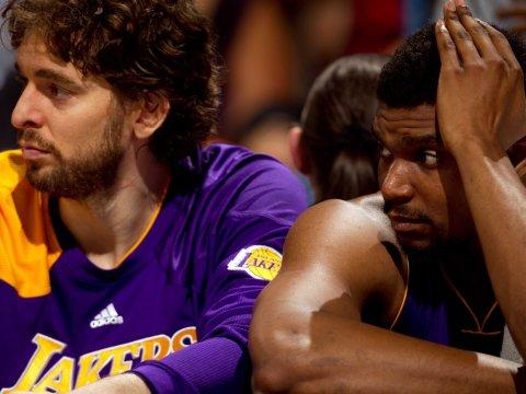 The Genius Reason Why The Lakers May Trade For Andrew Bynum Just To Cut Him