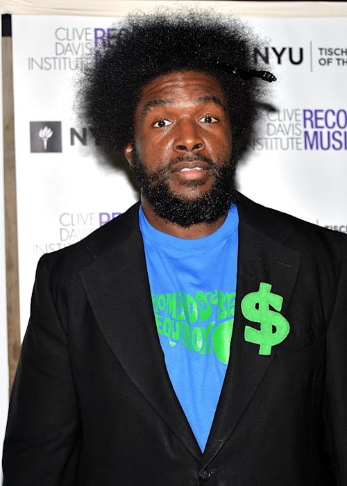 ?uestlove & The Roots Gearing Up for 'Tonight Show'