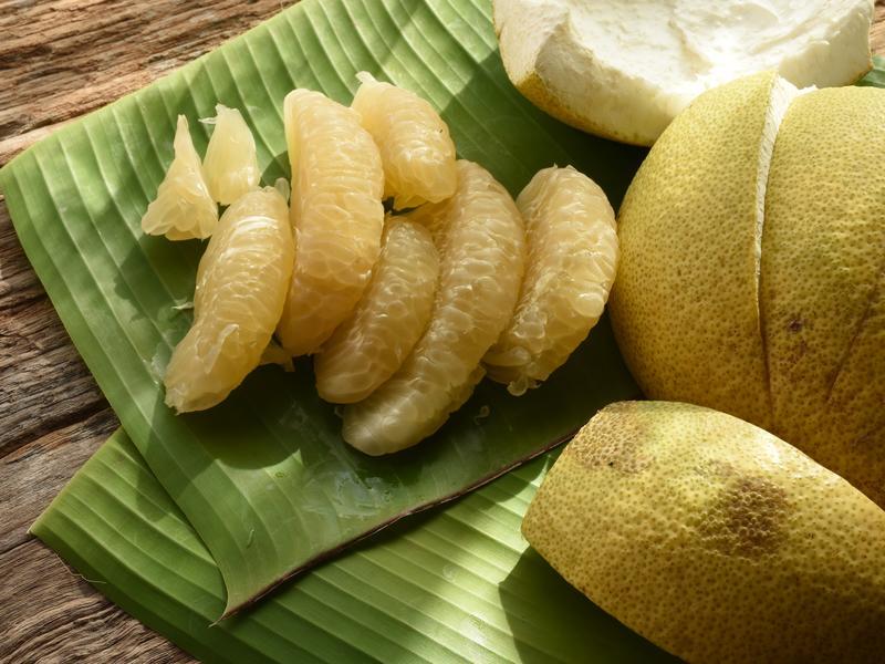 柚子富含關鍵兩成分 抑制人體代謝酵素