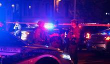 肯塔基州民眾示威 拜登敦促勿訴諸暴力