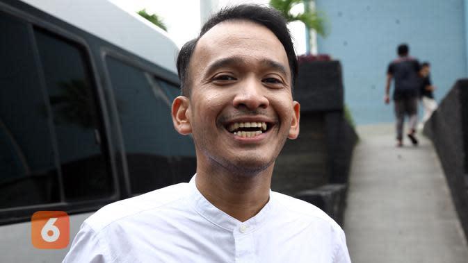 Ruben Onsu. (Nurwahyunan/Bintang.com)