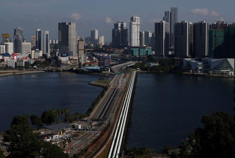 Singapura akan ungkap paket bantuan corona pada Kamis
