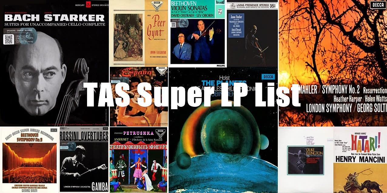 TAS Super LP