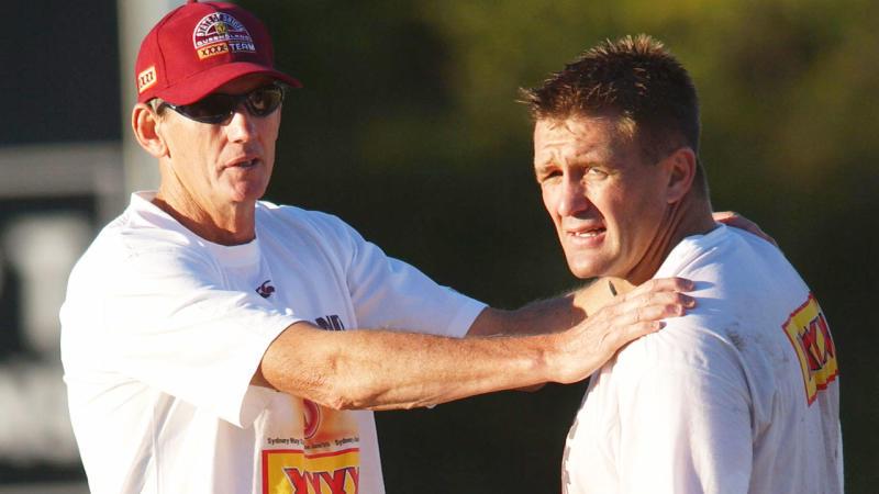 Shane Webcke has hailed Waybe Bennett as a person and a coach.