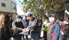 國四匝道出入豐洲工業園區塞車嚴重 中市議員要求速闢道路分流