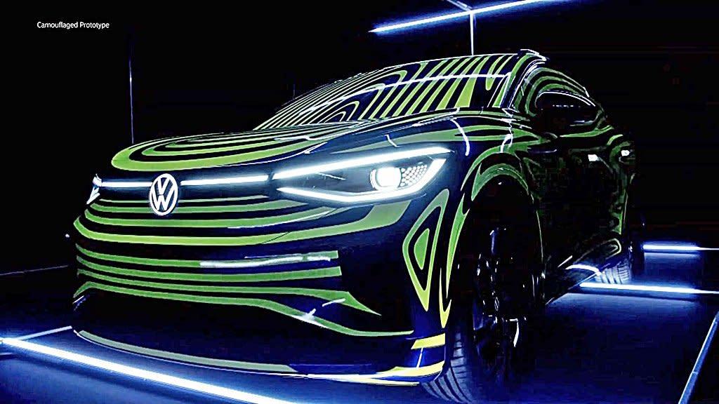 【2019法蘭克福車展】VW ID.3發表後,其他ID家族成員蓄勢待發,ID.4 原型車亮相預計明年推出