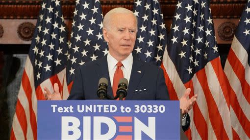 民主黨候選人拜登(Joe Biden)(圖/翻攝自拜登臉書)