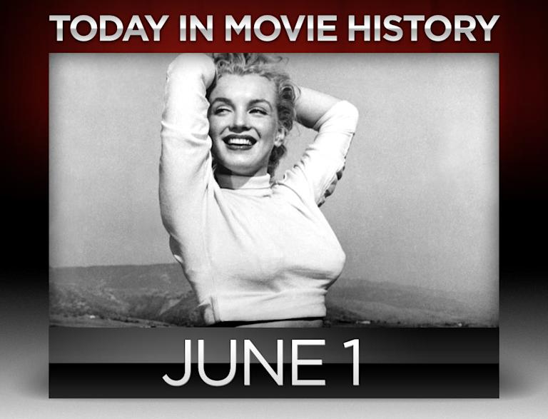 Today in movie history, june 1