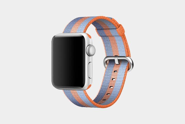 best Apple Watch bands Apple Woven Nylon Straps