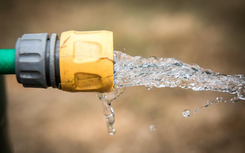 The EA has said we face water running out in parts of England within 20 years