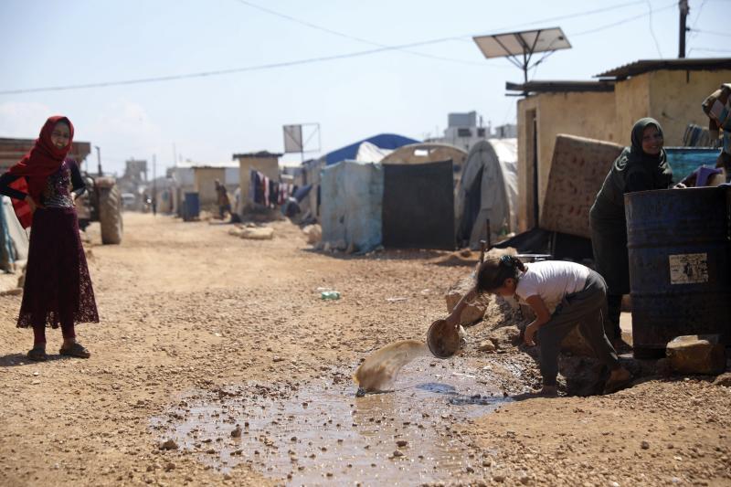 Para donor didesak tingkatkan bantuan saat Suriah dilanda kekacauan ekonomi dan virus