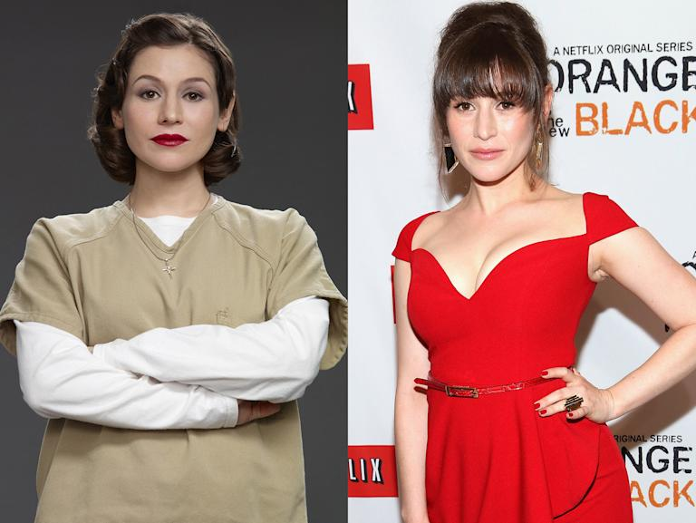 """Orange is the New Black"": Yael Stone"