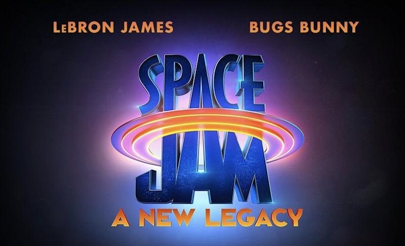 Key art for the Space Jam sequel. (Warner Bros.)