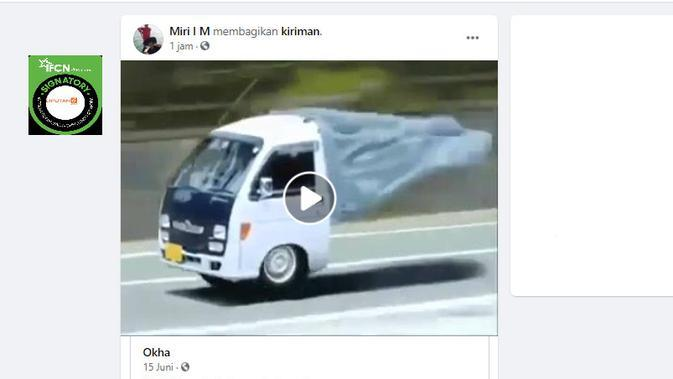 Cek Fakta Liputan6.com menelusuri klaim video mobil Esemka siap mengangkut korban Covid-19