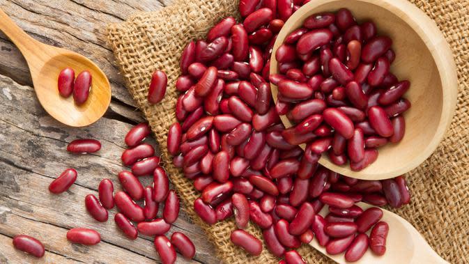 Kacang Merah (sumber: iStock)