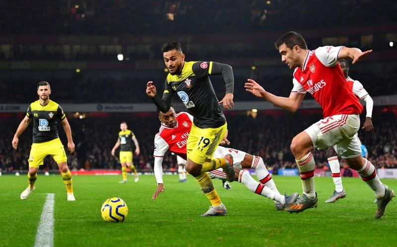 Premier League - Arsenal v Southampton