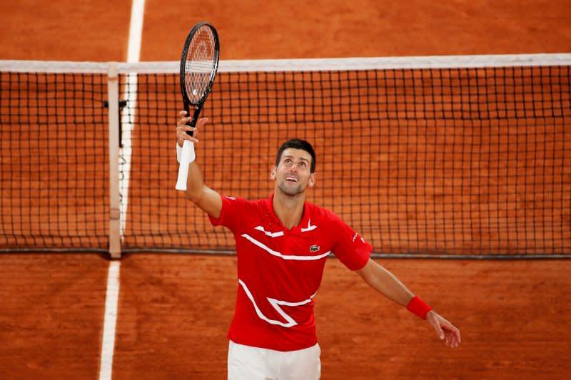 Djokovic atasi hambatan menuju perempat final French Open