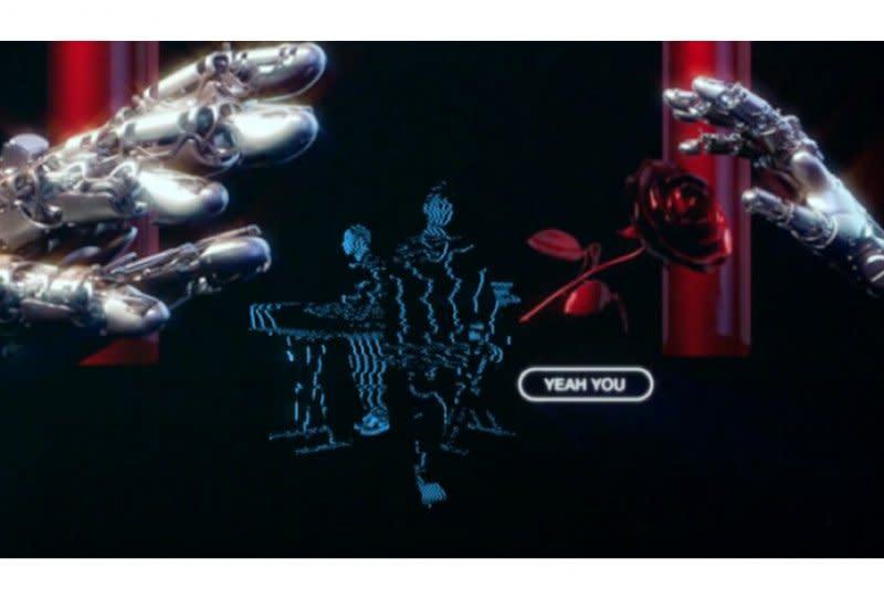 """Video musik """"Down""""Dipha Barus usung nuansa science fiction dan retro"""