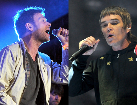 Were the Stone Roses Demoted for Blur to Headline Coachella's Second Weekend?