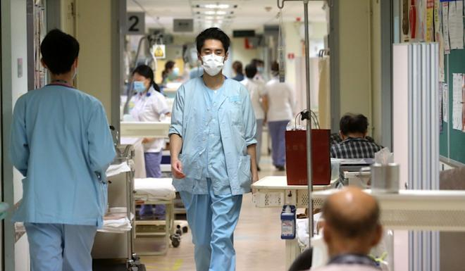 Health care is one of the major areas of government spending. Photo: Sam Tsang