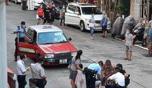 女童土瓜灣疑衝出馬路追趕母親 遭的士撞飛倒地